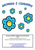 """NSW-DET COGs Unit- S1 (C) """"Growing and Changing"""" Activity Book"""
