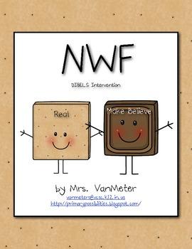 NWF- DIBELS Intervention- Camping Theme