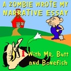ELA Narrative Persuasive Expository Essay Writing and Grammar