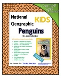 National Geographic Kids Penguins {Nonfiction Comprehensio