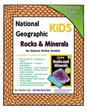 National Geographic Kids Rocks and Minerals {Nonfiction Co