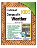 National Geographic Kids Weather {Nonfiction Comprehension Guide}