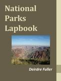 National Parks Lapbook