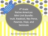 Native American Bundle: Inuit, Kwakiutl, Nez Perce, Pawnee