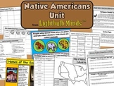 Native Americans Unit from Lightbulb Minds