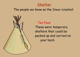 Native Americans of the Plains - Smartboard Lesson
