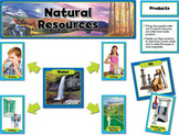 Natural Resources Mini Bulletin Board Set
