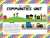 Neighborhoods and Communities Unit