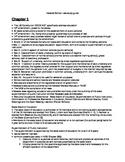 Nevada School Law Exam study guide