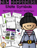 New Hampshire State Symbols Notebook