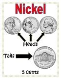New Money: Teaching Coin Identification