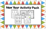 New Year Activity Pack