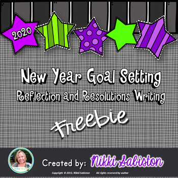 New Year Goal Setting:  Reflections and Resolutions
