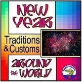 New Year Around the World PowerPoint