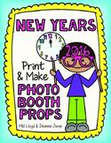 New Years 2016 Photo Booth FREEBIE