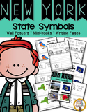 New York State Symbols Notebook