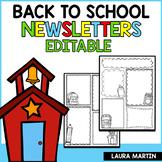 Newsletter (Editable)