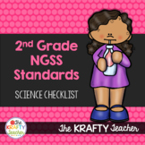Next Generation Science Standards 2nd Grade Checklist NGSS