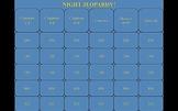 Night by Elie Wiesel Jeopardy PowerPoint Game