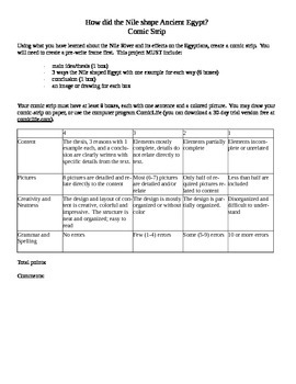 Comic strip book report project - Get Your Essay