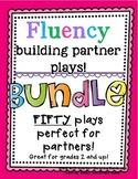 No Prep Partner Fluency Plays- GROWING BUNDLE! 2nd and 3rd Grade
