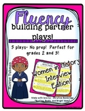 No Prep Partner Fluency Plays- Interviews with Women from