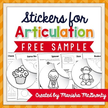 Interactive Articulation Stickers