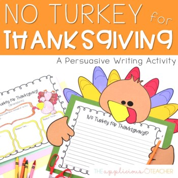 No Turkey Persuasive Writing