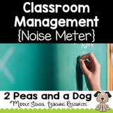Classroom Management Noise Meter For Primary Classrooms