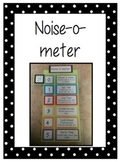 Noise-o-meter: Noise Level in the Classroom