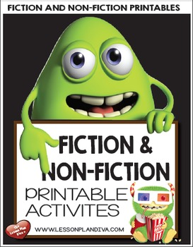 Non-Fiction and Fiction Writing Pack