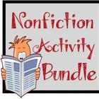 Nonfiction Bundle--Multiple Activities for Teaching Nonfic