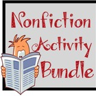 Nonfiction Bundle--Multiple Activities for Teaching Nonfic