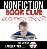 Nonfiction Book Clubs Think Sheets