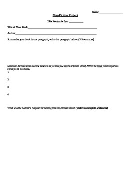 Book Reports Web English Teacher