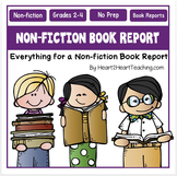 Nonfiction Book Report Project and Rubric