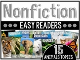 Nonfiction Easy Readers {for primary readers}