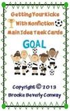 Nonfiction Main Idea Task Cards