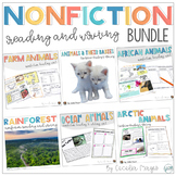 Nonfiction News - Close Reading and Writing Bundle- A GROW
