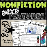 Nonfiction Text Feature Activities with Nonfiction Articles
