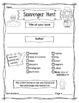 Nonfiction Text Feature Scavenger Hunt {FREE}