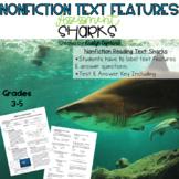 Nonfiction Text Features Assessment 1: Sharks