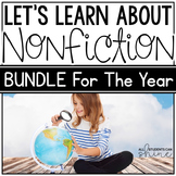 Nonfiction Units BUNDLE
