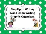 Nonfiction Writing Organizers