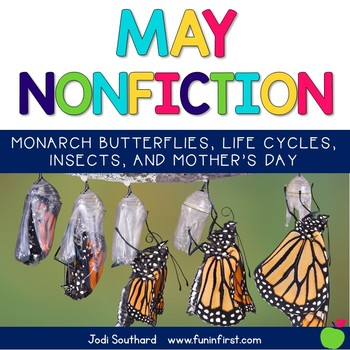 Nonfiction in May