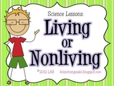 Nonliving and Living Things: A Science Lesson