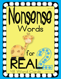Nonsense Words 2