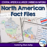 North America Individual Country Fact Files