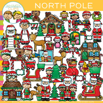 Christmas Clipart - North Pole
