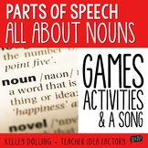 Nouns - Parts of Speech